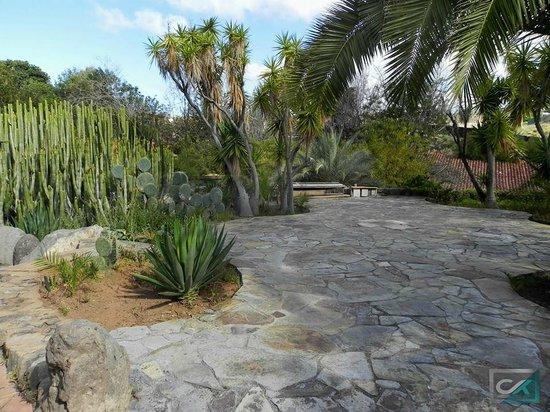 Hacienda Cristóforo: Anlage