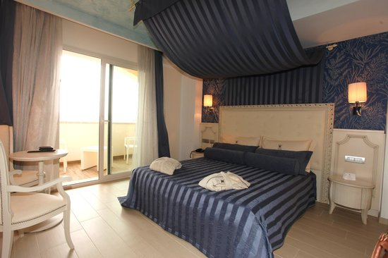 Grand Hotel Resort Ma&Ma : la chambre