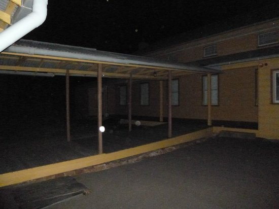 Manly Quarantine Station: More orbs at the hospital precinct.
