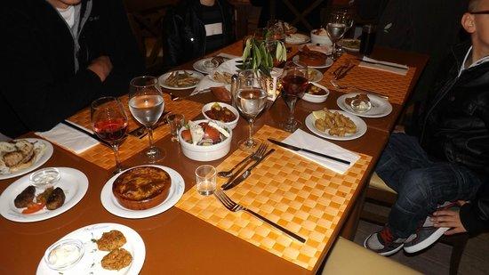 Aquis Park Hotel : repas au restaurant