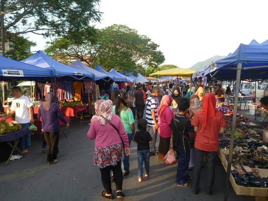 ‪Langkawi Night Market‬