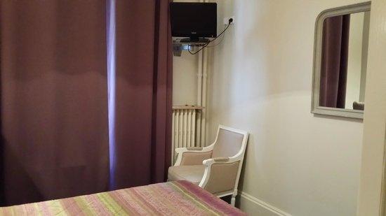Hotel d'Azur: chambre double