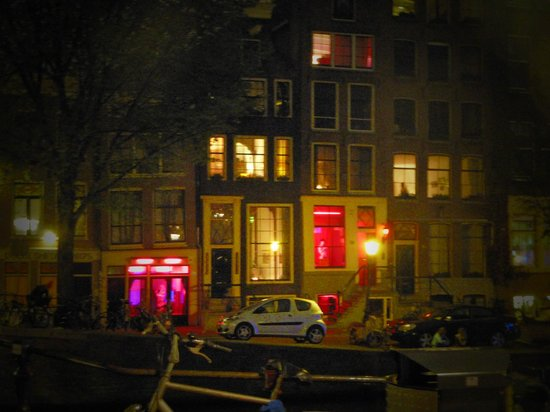 Quartier Rouge Picture Of Red Light District Amsterdam