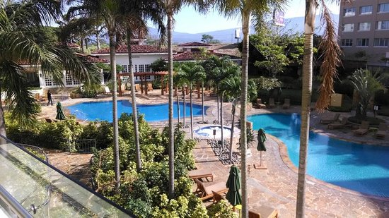 Real InterContinental at Multiplaza: Pools