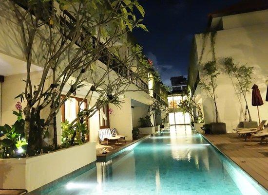 Seminyak Lagoon All Suites: Pool