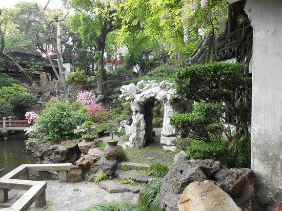 Fish Pond-Yu Garden, Shaghai - Picture of Yu Garden (Yuyuan ...