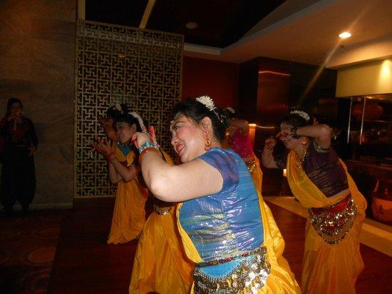 Tadka Rasoi Indian Restaurant: A krishna dance performance .. @Tadka..Rasoi