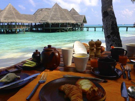 Gili Lankanfushi Maldives: Frühstück
