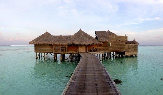 Gili Lankanfushi Maldives: Zimmer