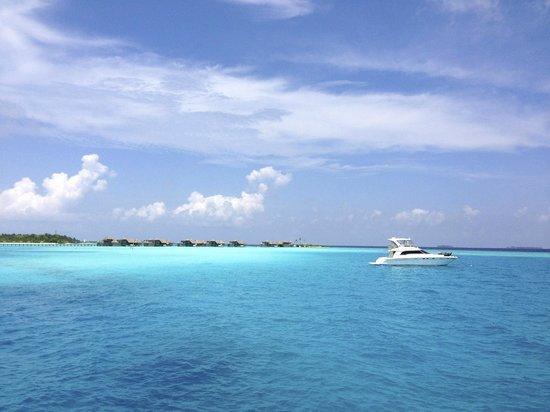 Gili Lankanfushi Maldives: Anfahrt Lankanfushi