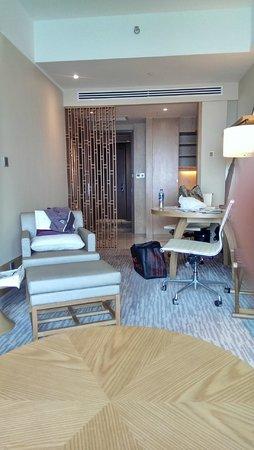 New World Shanghai Hotel : Living