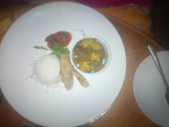 Nanuku Auberge Resort: Meal