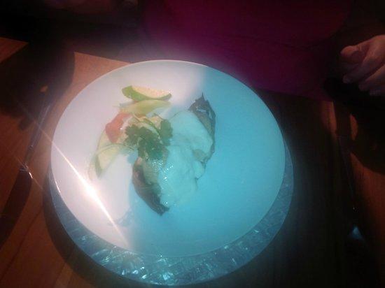 Nanuku Auberge Resort: local fish - yummy!