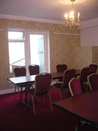 Courthouse Hotel: Meeting Room
