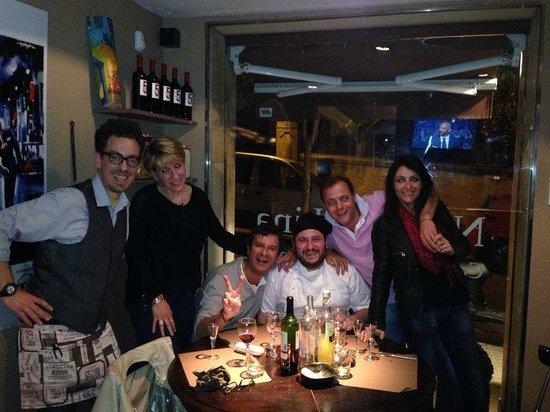 Nuccia E Lina: Con Enrico ed Andrea