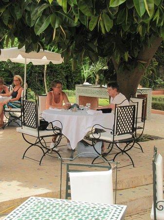 Hotel Chems : Déjeuner