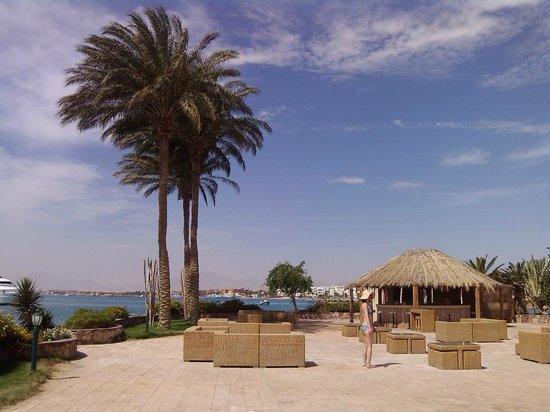 Hurghada Marriott Beach Resort: Остров