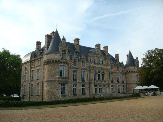 Château d'Esclimont : главное здание