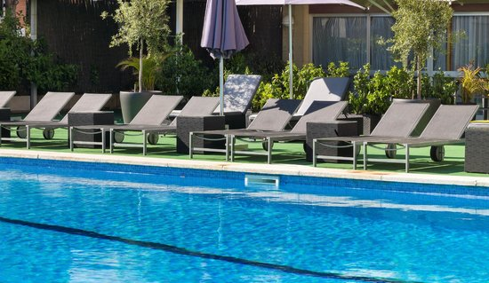 Astari Hotel: Piscina