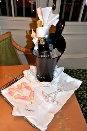 Disneyland Hotel : Surprise en rentrant dans la chambre