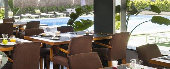 Astari Hotel: Restaurante