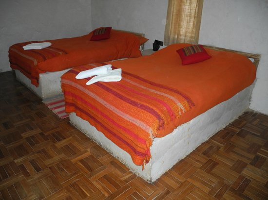 Hotel Tayka de Sal : Salt Bed