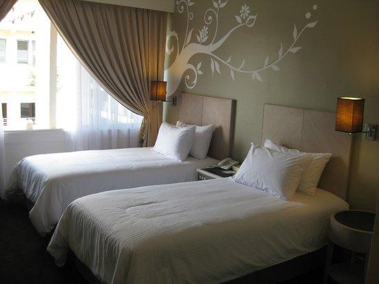 The 5 Elements Hotel : Номер отеля