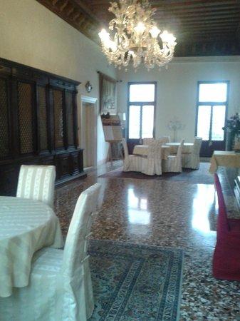 Corte Dei Greci Hotel: Anticamera della suite