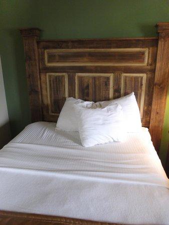 La Hacienda Inn Alamodome/Riverwalk : Confort absolu / Notre chambre 209.