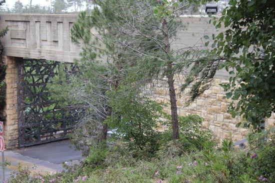Mémorial de Yad Vashem : The Gate