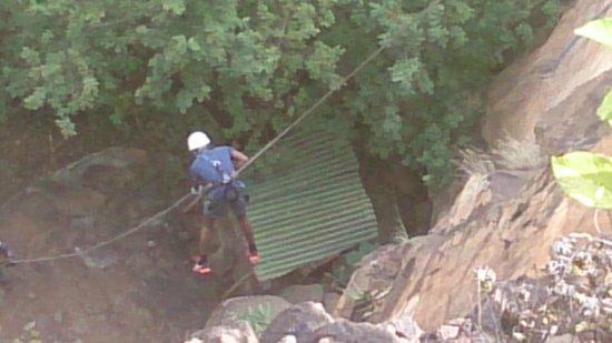 Zambezi Eco Adventures: Rap Jump - Amazing!