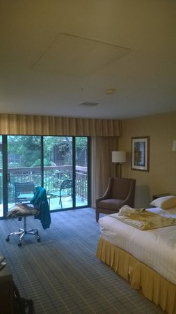 Creekside Inn - A Greystone Hotel: Standard room