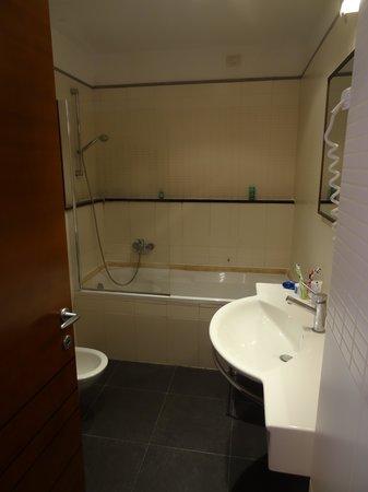 Hotel Sallustio : łazienka