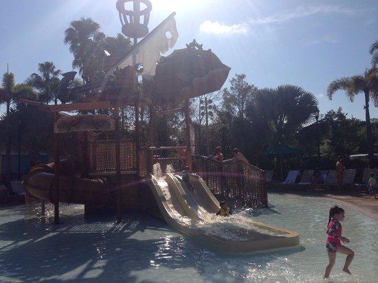 Disney's Caribbean Beach Resort: Kids pool