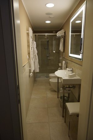 Palazzo Bezzi : bagno