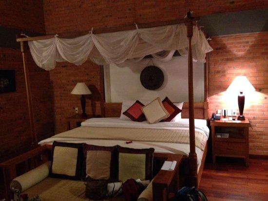 Pilgrimage Village : Honeymoon bungalow