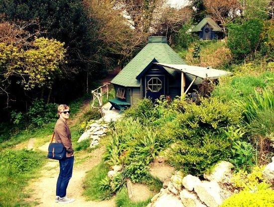Acorn Camping and Glamping: Hobbit Huts
