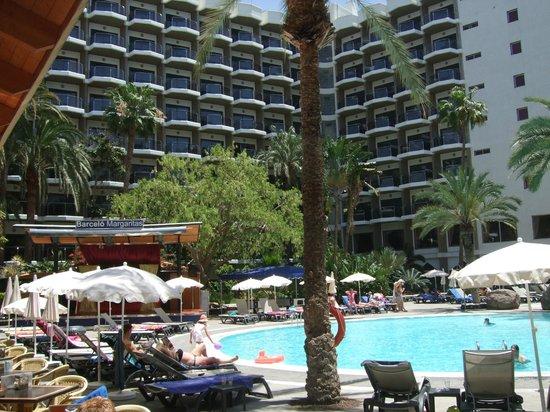 Occidental Margaritas : Hotel