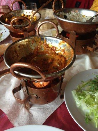 Taj Indian : Tasty Makhni Daal