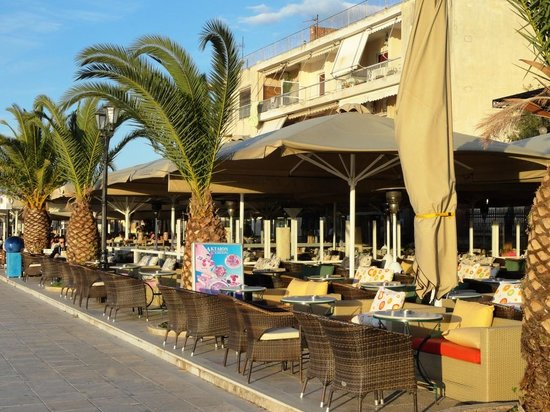 Nauplion Promenade: Restaurants