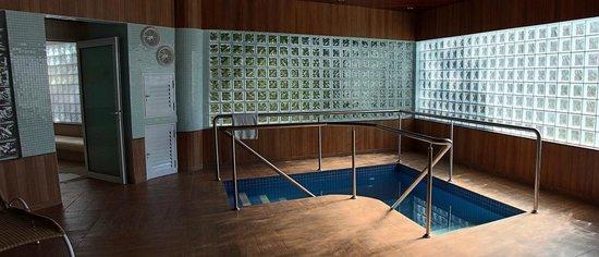 Recanto Cataratas Thermas Resort & Convention: Sauna