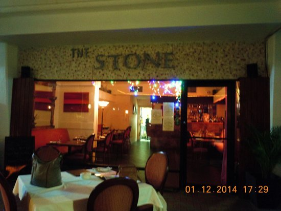 The Stone Restaurant: A GREAT PLACE TO DINE