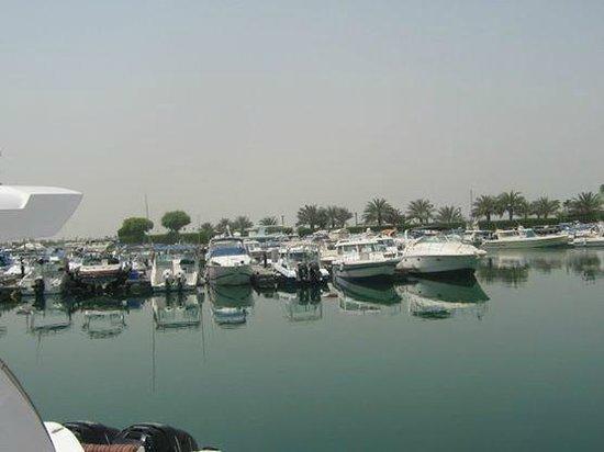 InterContinental Abu Dhabi: 5