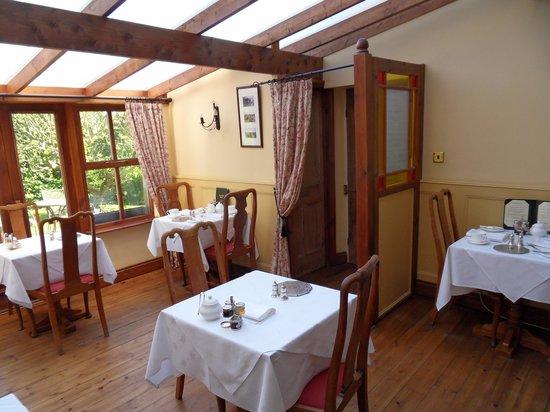 Roxbro House: Breakfast room