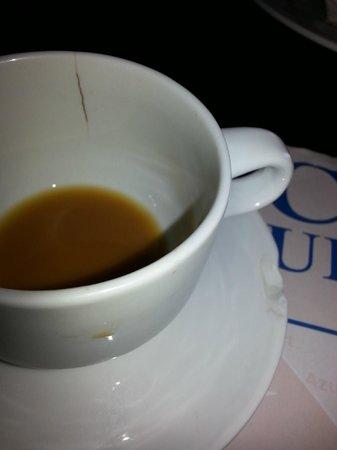 Tropicana Rosetta & Jasmine Club: all cups looked like it