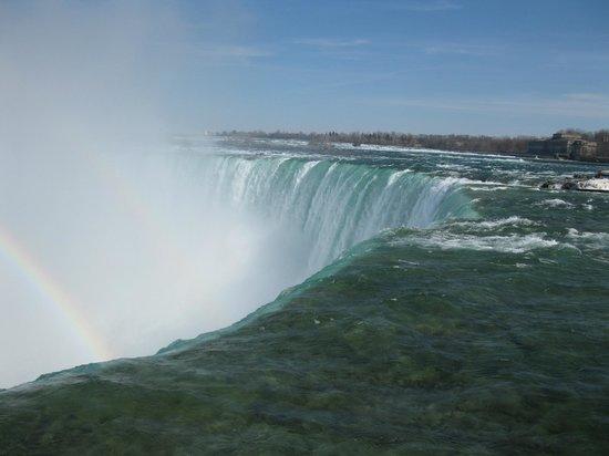 Niagara Falls: Horseshoe Falls