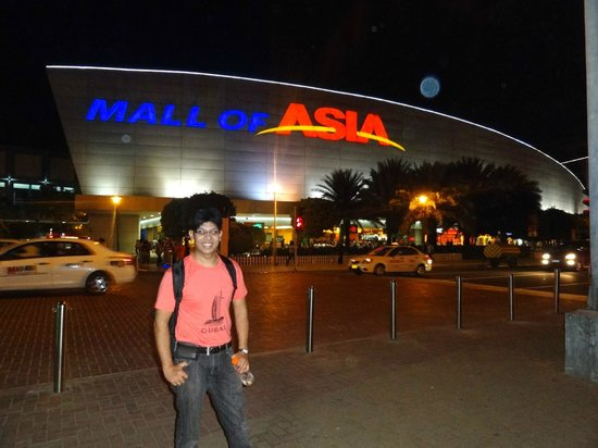 Mall of Asia Arena: the huge mall of asia