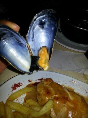 Le Grand Bi : Mussels