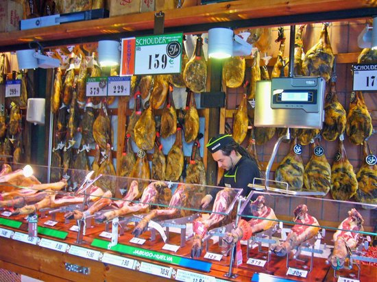 Amsterdam Culinary Tasting Tours: Spanish Cold Meat Tastings