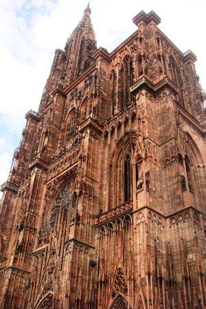 La Petite France : a catedral.